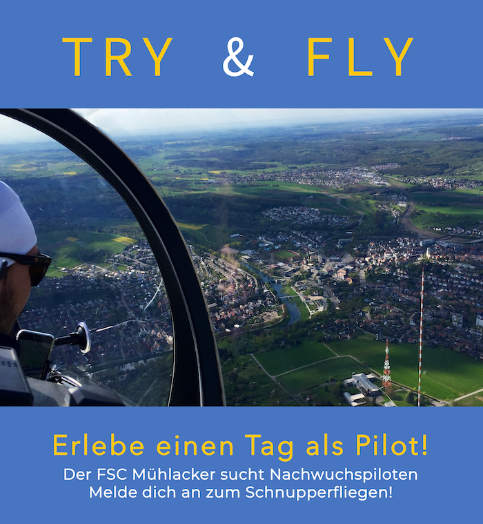 Try & Fly